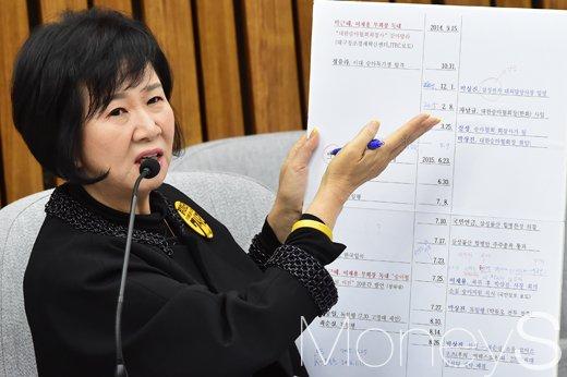 손혜원 의원. 사진은 손혜원 더불어민주당 의원. /사진=사진공동취재단