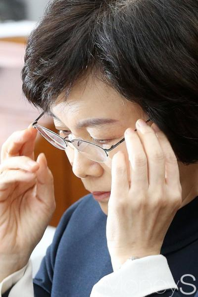 최경희 전 이화여자대학교 총장. /사진=사진공동취재단
