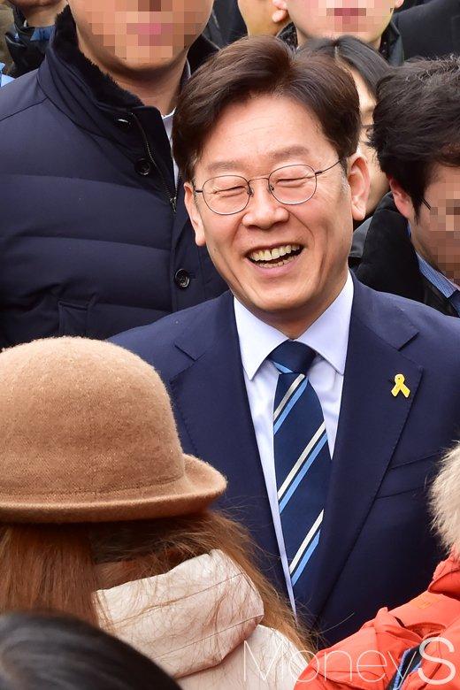 이재명 성남시장/사진=임한별 기자