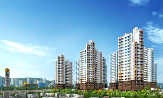 아파트투유 남양주 평내호평역 오네뜨센트럴. /사진=홈페이지 캡처