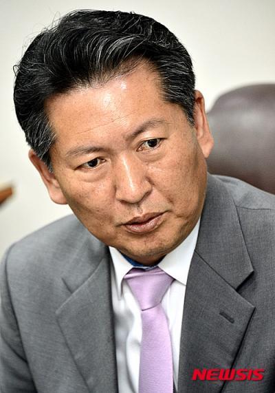 재등판론 김무성. 사진은 정청래 전 민주당 의원. /자료사진=뉴시스