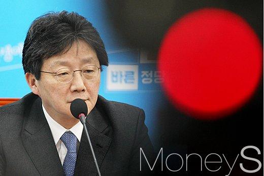 김무성 대선 불출마. 사진은 유승민 바른정당 의원. /사진=임한별 기자