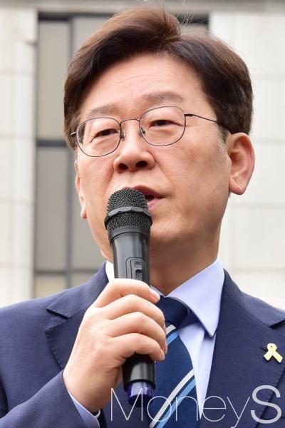 이재명 성남시장. 기본소득제. /자료사진=임한별 기자