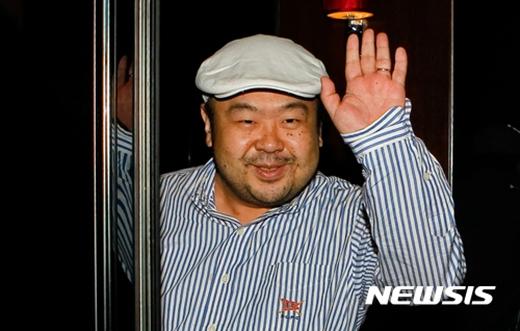김정남 암살. 한국여권. 사진은 김정남. /사진=뉴시스(중앙일보 제공)