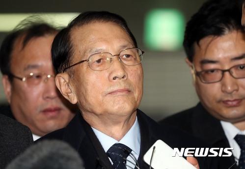 김기춘 전 청와대 비서실장이 헌법재판소에 불출석 의사를 밝혔다./사진=뉴시스DB