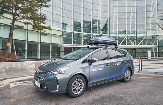 20일 네이버랩스가 국토부가 부여하는 자율주행차 임시운행 허가를 받았다고 밝혔다. /사진제공=네이버랩스