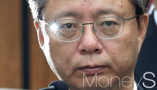 오민석 판사. 사진은 우병우 전 청와대 민정수석. /사진=사진공동취재단