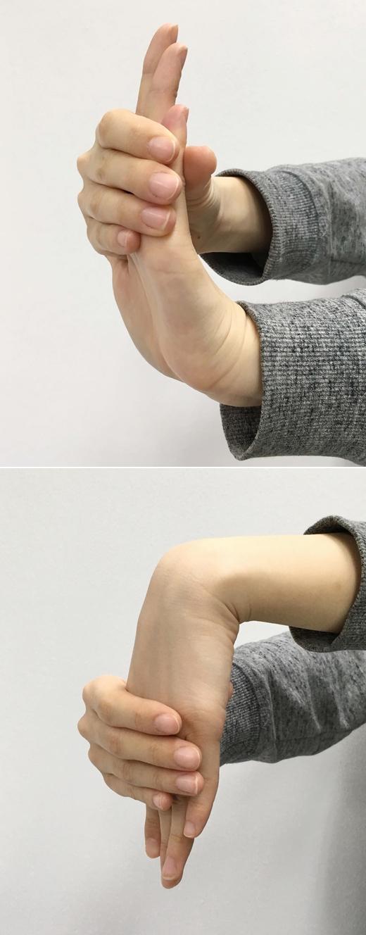 """[건강] 이사철 걸리기 쉬운 손목부상, """"손목 스트레칭 하세요"""""""