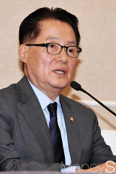 박지원. 국민의당. 탄핵. 사진은 박지원 국민의당 대표. /사진=임한별 기자