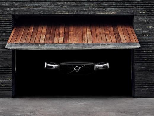 제네바모터쇼에서 세계최초로 공개될 2세대 XC60 /사진=볼보자동차 제공