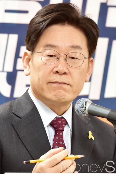 정태인. 사진은 이재명 성남시장. /사진=임한별 기자