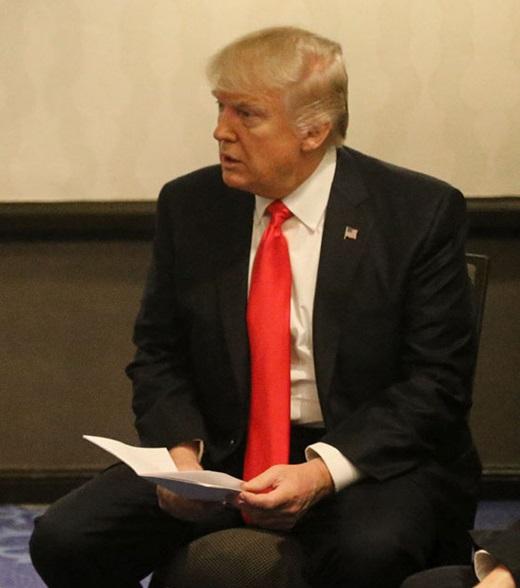 도널드 트럼프 미국 대통령. /사진=뉴시스