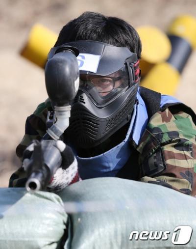 예비군 동원훈련. /자료사진=뉴스1