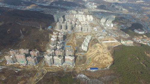 편리한 생활권, 태전지구 '힐스테이트 태전2차' 인기