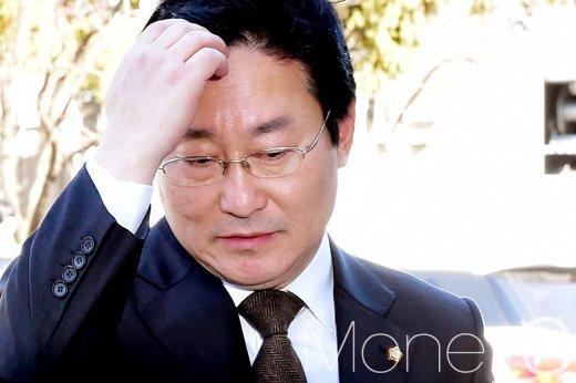 박근혜 300억. 사진은 박범계 더불어민주당 의원. /사진=임한별 기자