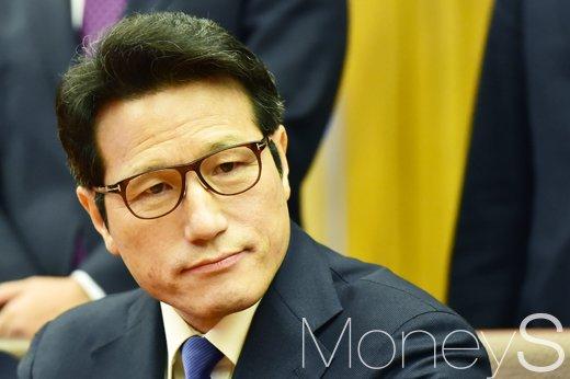 정병국 헌재판결. 사진은 정병국 바른정당 대표. /사진=임한별 기자