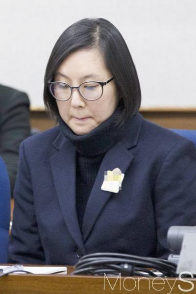 헌재 탄핵 인용. 박근혜 파면. 사진은 장시호씨. /사진=사진공동취재단