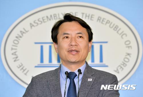 김진태 대선출마. 사진은 김진태 자유한국당 의원. /자료사진=뉴시스