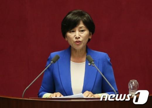 남인순 더불어민주당 의원. /사진=뉴스1