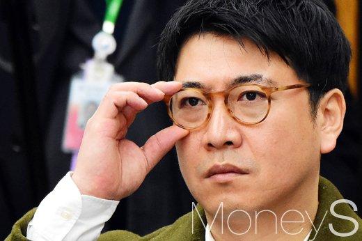 노승일 전 K스포츠재단 부장. /사진=사진공동취재단