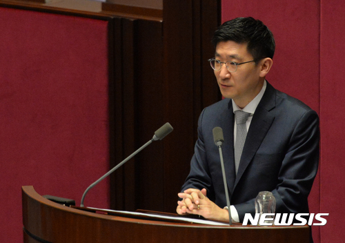 김세연 의원. 국회의원 재산공개. /자료사진=뉴시스