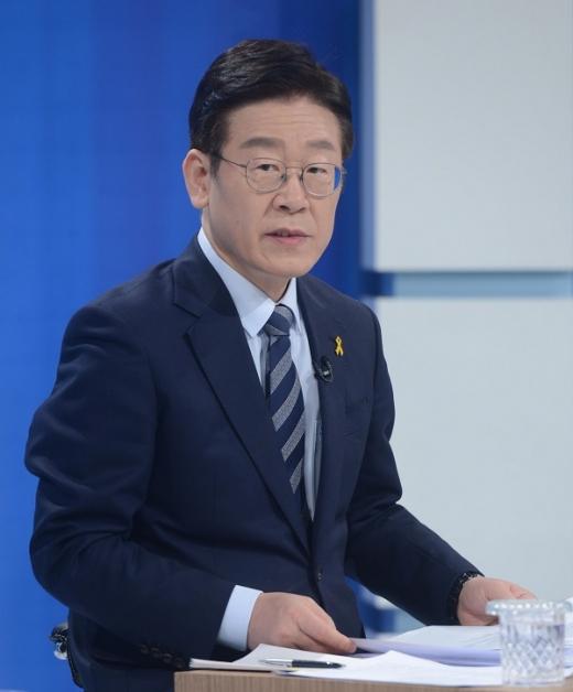 '성남시청 압수수색'. 이재명 성남시장. /사진=뉴시스