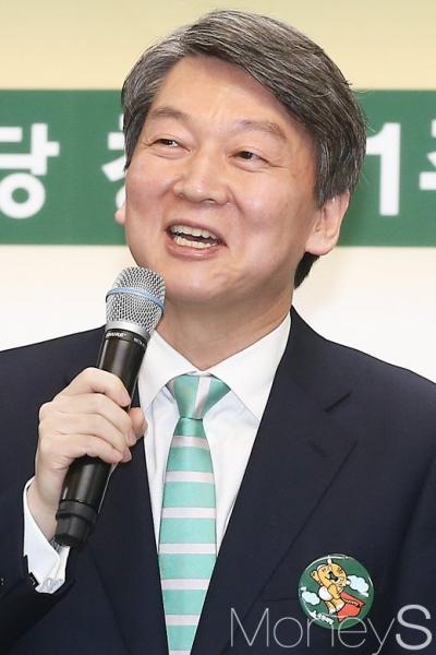국민의당 전북경선. 사진은 안철수 전 국민의당 공동대표. /사진=임한별 기자