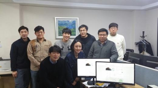 KB Starters 21호 공감랩 직원들/사진=KB금융그룹