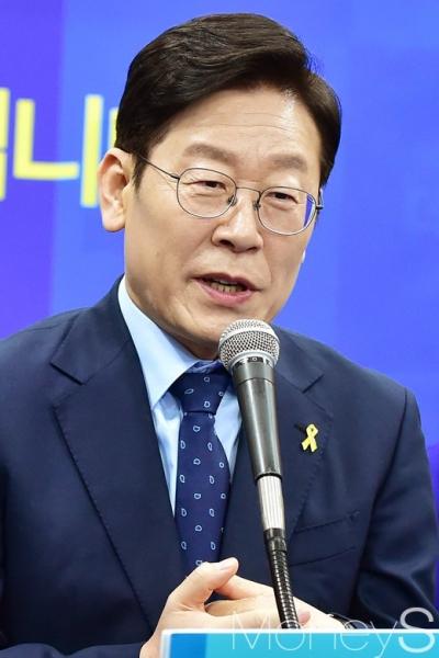 민주당 호남경선. 사진은 이재명 성남시장. /사진=임한별 기자