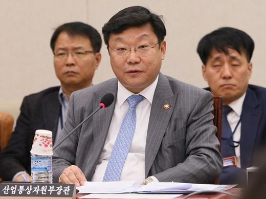 주형환 산업통상자원부 장관. /사진=뉴스1