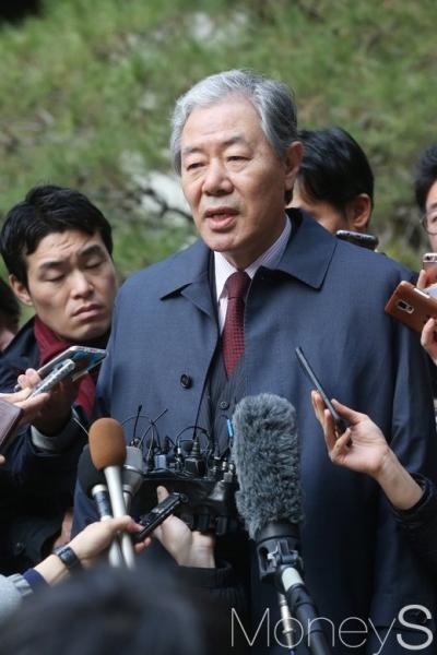 이경재 변호사. 박근혜 전 대통령 구속 수감. 사진은 이경재 변호사. /사진=사진공동취재단