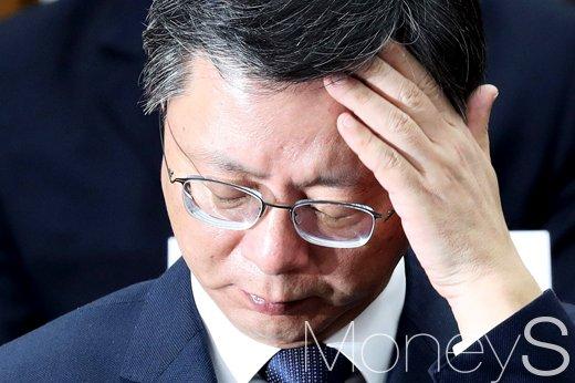 우병우 6일 소환. 사진은 우병우 전 청와대 민정수석. /사진=사진공동취재단