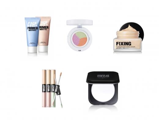 청순함의 상징 깨끗한 피부 연출, 무결점 베이스 메이크업 팁
