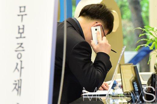 [머니S포토] 풍전등화 대우조선, 사채권자 집회 개최