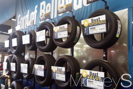 타이어 매장 /사진=박찬규 기자