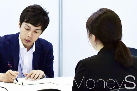 [머니S포토] 글로벌취업상담회, 한국인재 발굴 나선 기업 관계자
