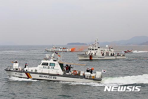 목포 여객선 사고. 사진은 기사내용과 무관. /자료사진=뉴시스