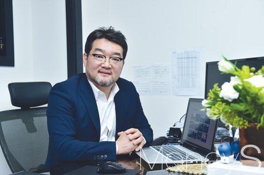 양홍석 블루인마케팅서비스 대표이사. /사진=임한별 기자