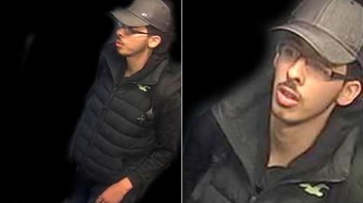 맨체스터 테러범 살만 아베디. /사진=BBC 홈페이지