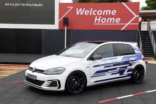 Golf GTE Performance Concept /사진=폭스바겐 제공