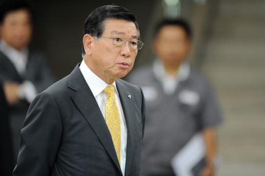 박삼구 금호아시아나그룹 회장. /사진=뉴스1 황희규 기자