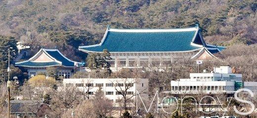 위승호 국방부 국방정책실장. 사진은 청와대. /사진=임한별 기자