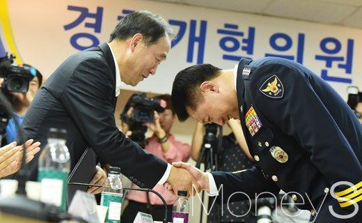 이철성 경찰청장