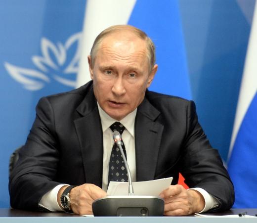 블라디미르 푸틴 러시아 대통령. /사진=뉴시스