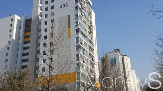 경기도 과천의 한 아파트 단지. /사진=김창성 기자