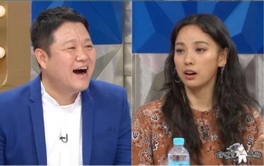 """'라디오스타' 이효리 """"김구라, 생각했던 것과 다르더라"""""""