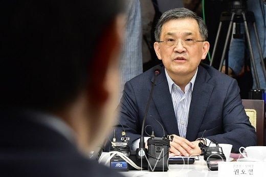 권오현 삼성전자 부회장. /사진=임한별 기자