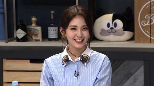 """전소미, 김혜수와의 특별 인연 """"같은 태권도 시범단 출신"""""""