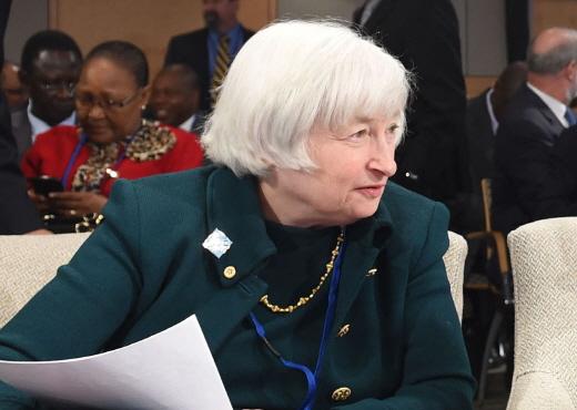 재닛 옐런 연방준비제도(Fed) 의장. /사진=기획재정부
