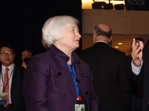 재닛 옐런 연방준비제도(Fed) 의장_기획재정부